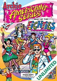 Archie Americana Series: Best of the Eighties