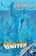 DC Sneak Peek: Justice League United (2014-) #1