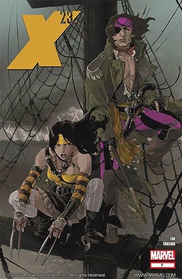 X-23 (2010-2012) #7