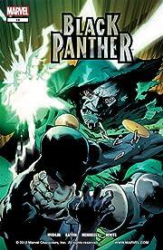 Black Panther (2005-2008) #19