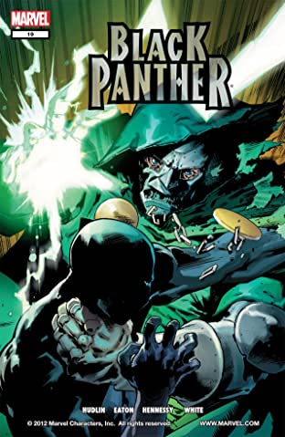 Black Panther (2005-2008) No.19