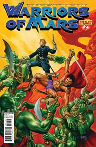 Warriors of Mars #2