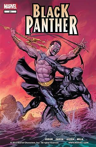 Black Panther (2005-2008) #21