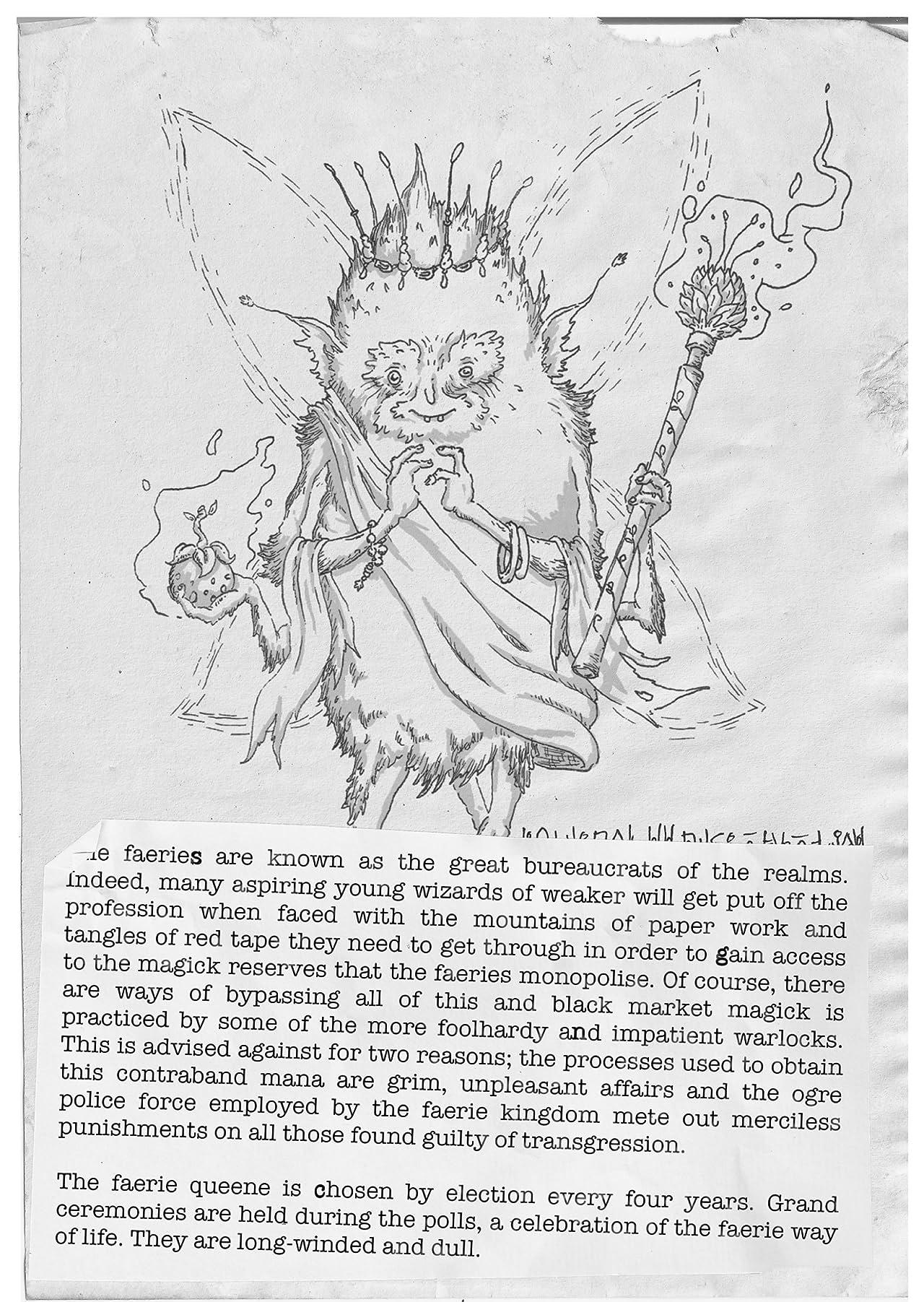 The Journals of Oxxus the Bim #1