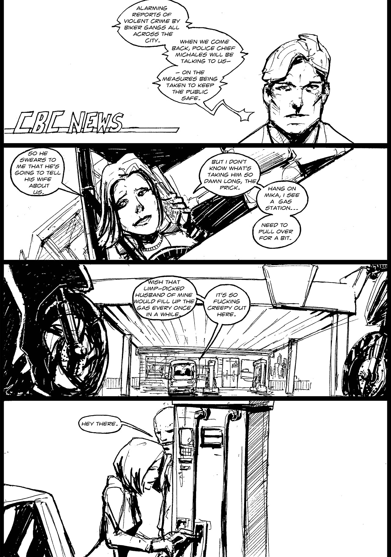 Streets Of Red #1
