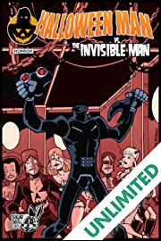 Halloween Man vs. the Invisible Man Special #2