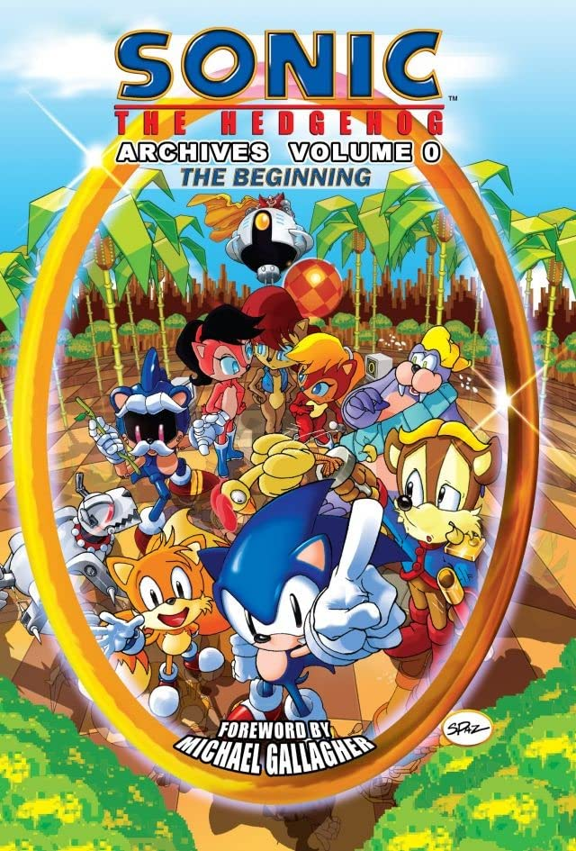 Sonic the Hedgehog Archives Vol. 0: The Beginning