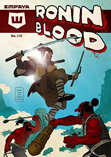 Ronin Blood #1