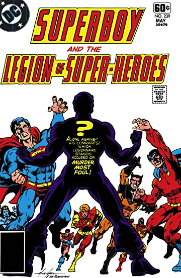 Superboy and the Legion of Super-Heroes (1949-1979) #239