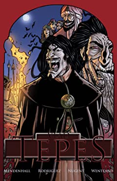 Book of Monsters #2: Vlad Tepes