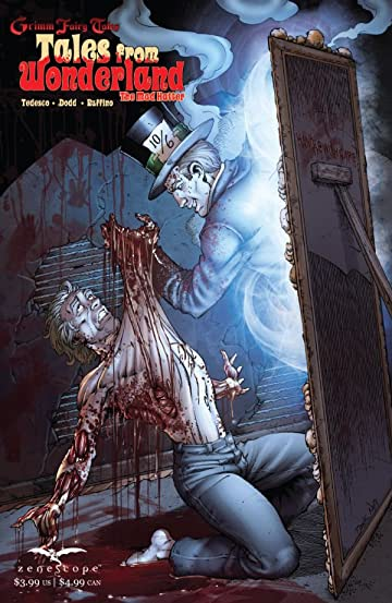 Tales From Wonderland: Mad Hatter #1 (of 2)