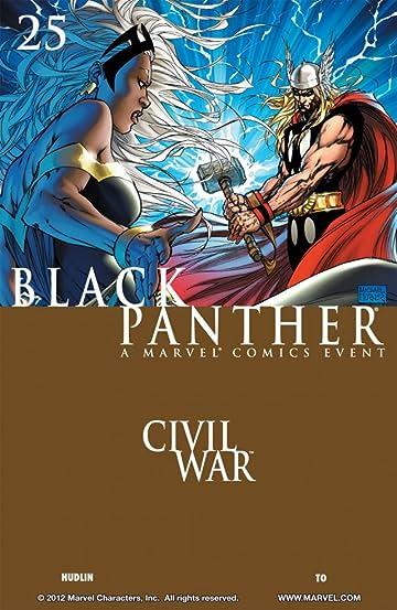 Black Panther (2005-2008) #25