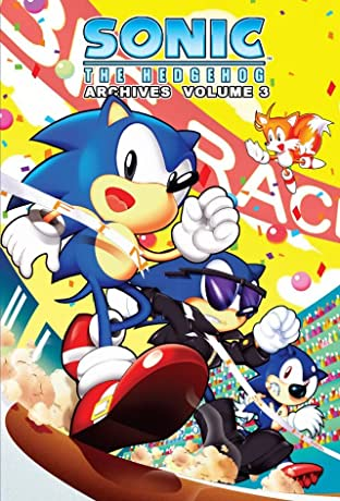Sonic the Hedgehog Archives Vol. 3