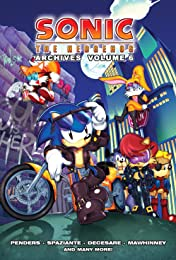 Sonic the Hedgehog Archives Vol. 6