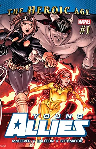 Young Allies #1