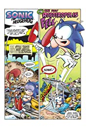 Sonic the Hedgehog Archives Vol. 10