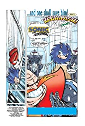 Sonic the Hedgehog Archives Vol. 11