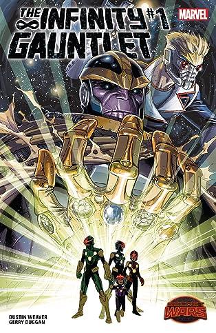 Infinity Gauntlet (2015) #1