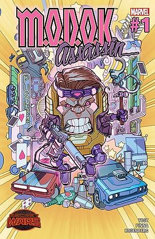 M.O.D.O.K. Assassin (2015) #1 (of 5)