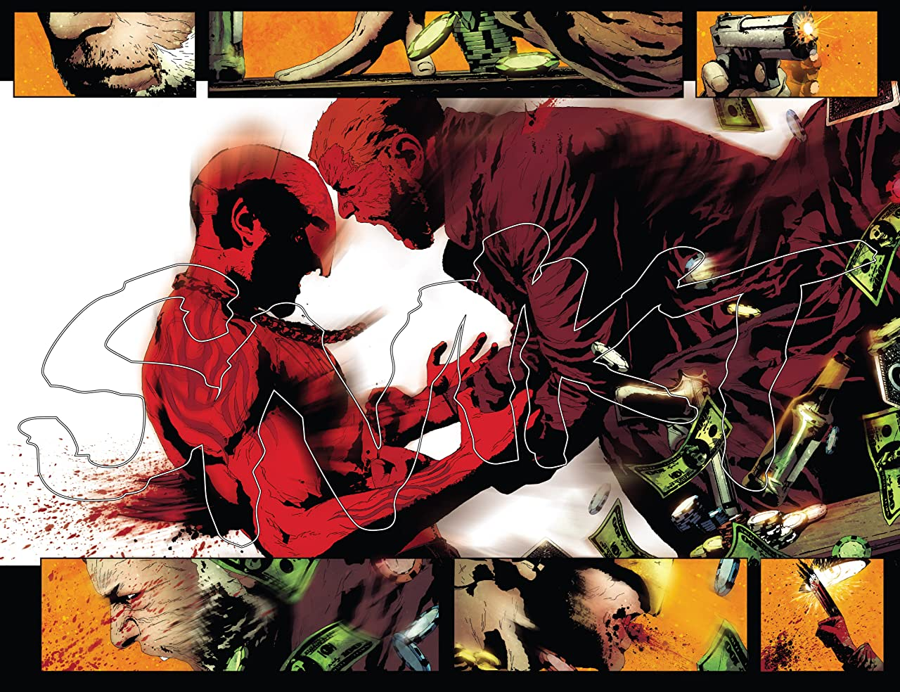 Old Man Logan (2015) #1