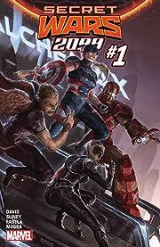 Secret Wars 2099 (2015) #1 (of 5)