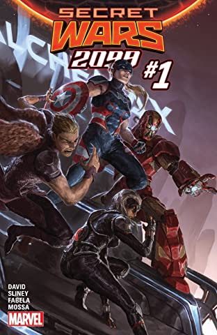 Secret Wars 2099 (2015) #1 (of 5)
