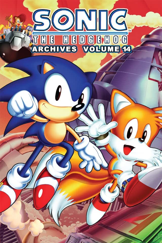 Sonic the Hedgehog Archives Vol. 14