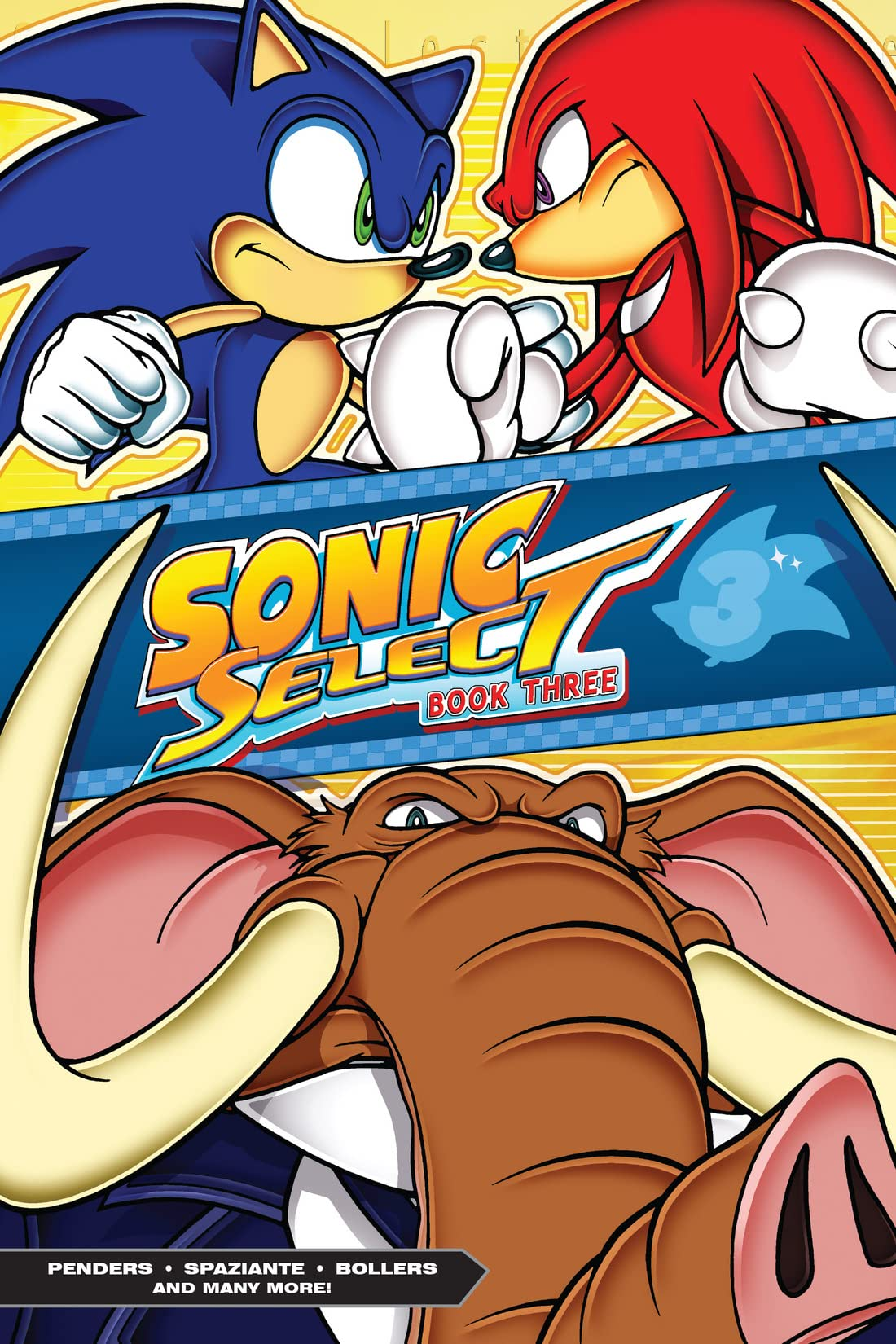 Sonic Select: Book Three