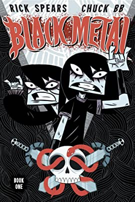 Black Metal Vol. 1: Preview