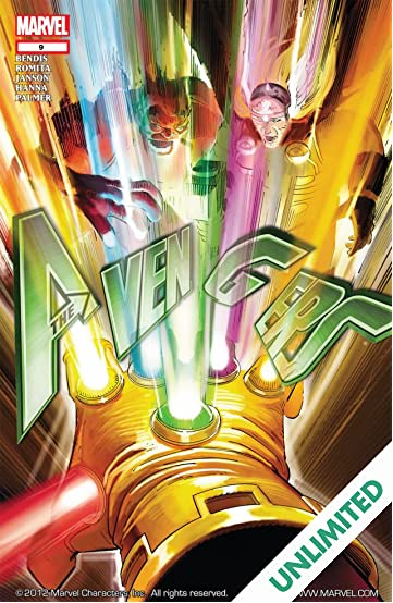 Avengers (2010-2012) #9