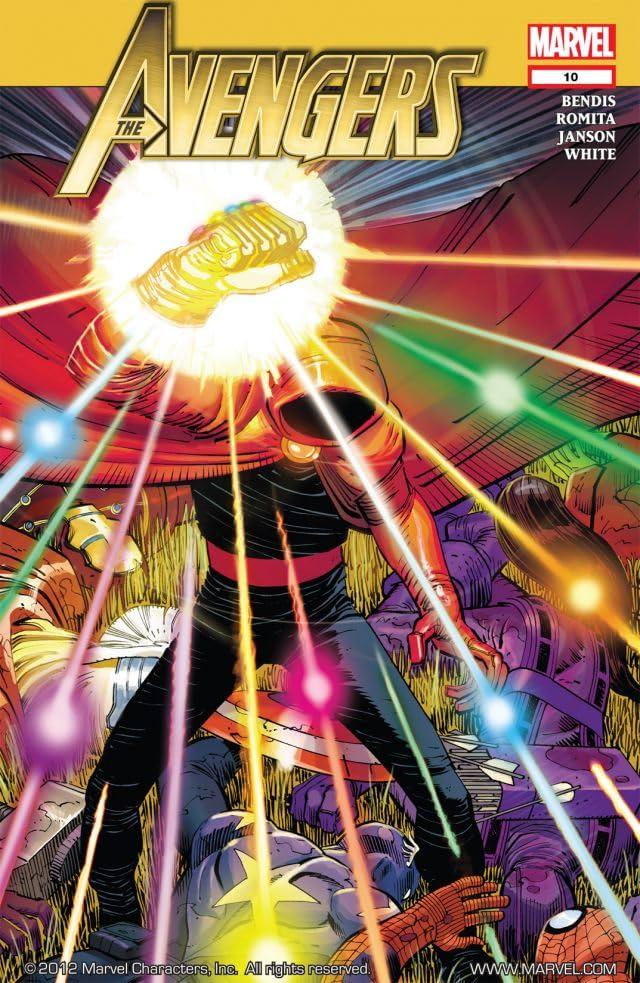 Avengers (2010-2012) #10