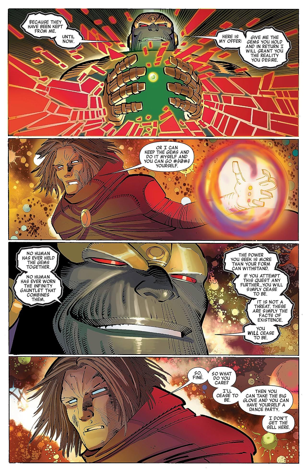 Avengers (2010-2012) #12