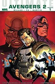Ultimate Comics Avengers 2 #1