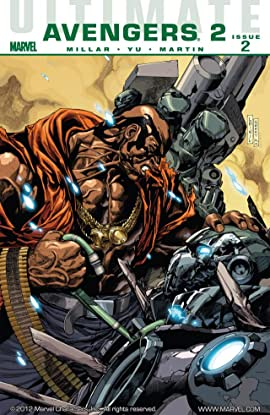 Ultimate Comics Avengers 2 #2