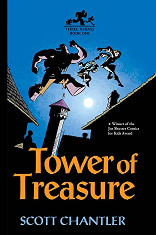 Three Thieves Vol. 1: Tower of Treasure