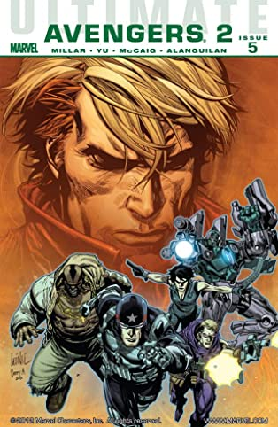 Ultimate Comics Avengers 2 #5