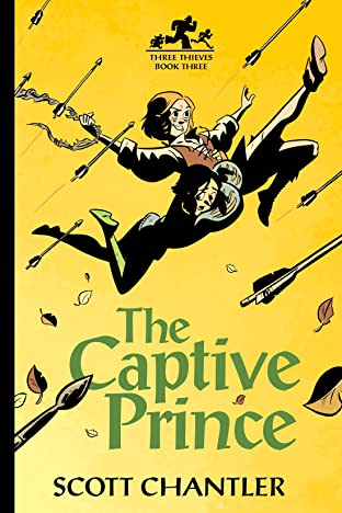 Three Thieves Vol. 3: The Captive Prince