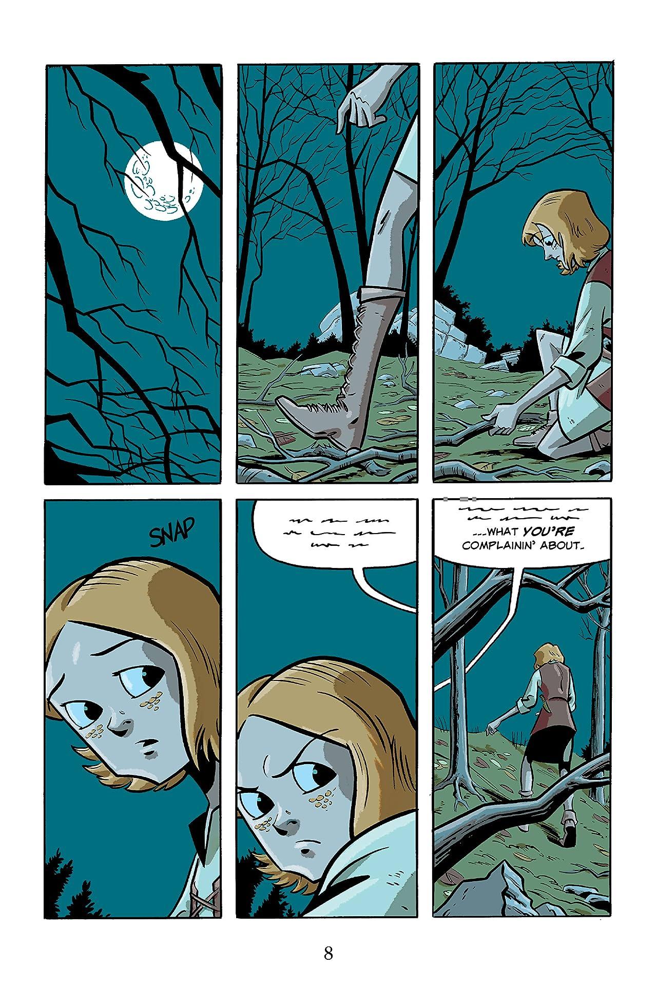Three Thieves Vol. 3: The Captive Prince