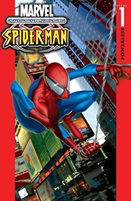 Ultimate Spider-Man (2000-2009) #1