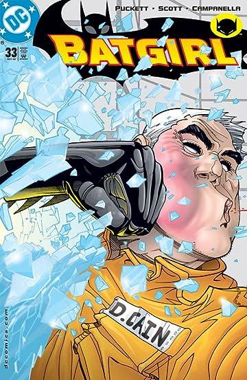 Batgirl (2000-2006) #33