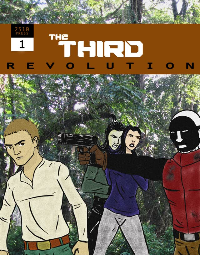 The Third: Revolution #1