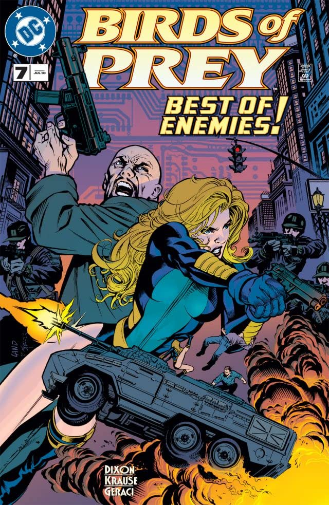 Birds of Prey (1999-2009) #7