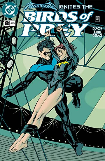 Birds of Prey (1999-2009) #8