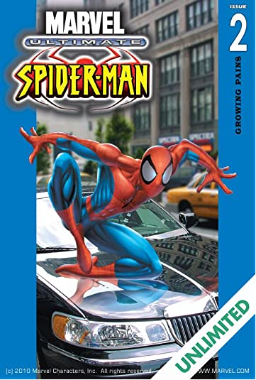 Ultimate Spider-Man (2000-2009) #2