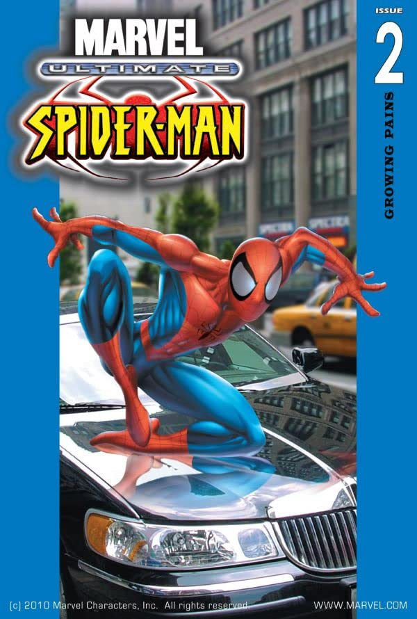 Ultimate Spider-Man (2000-2009) #2