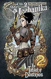 Lady Mechanika: The Tablet of Destinies #2