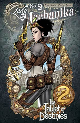 Lady Mechanika: The Tablet of Destinies No.2