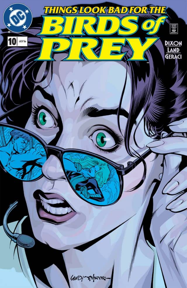 Birds of Prey (1999-2009) #10