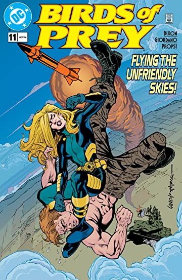 Birds of Prey (1999-2009) #11