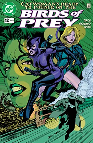 Birds of Prey (1999-2009) #12